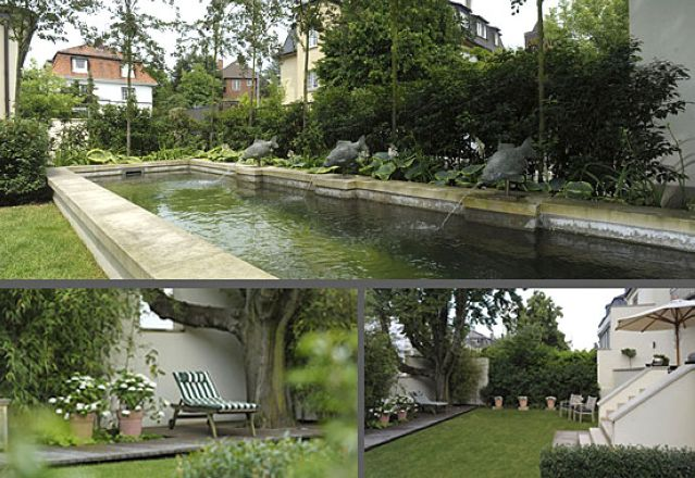 stadtgarten in frankfurt keller und keller. Black Bedroom Furniture Sets. Home Design Ideas