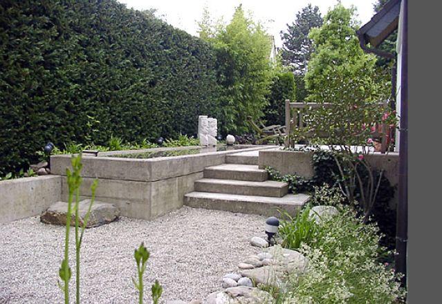 Garten Wasserbecken mit beste design für ihr wohnideen
